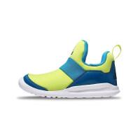 【3折价:119.7元】阿迪达斯(adidas)童鞋新款男婴童海马运动休闲鞋CG3259 蓝黄色