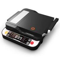 【当当自营】 利仁(Liven)LR-D4000 侧开系列 定时功能  语音电脑版电饼铛(煎烤机)