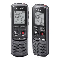 Sony/索尼录音笔 ICD-PX240专业4G内存不支持扩充高清降噪微型迷你学生上课用课堂便携会议取证超长时间数码录