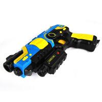 儿童男孩玩具声光电动玩具枪CS对战枪亲子互动
