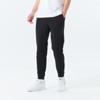 【超品预估价:64】361度男装长裤薄款2020年夏季新品轻薄透气针织裤跑步收脚运动裤男装
