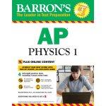 英文原版 巴朗AP物理1 Barron's AP Physics 1: With Bonus Online Tests