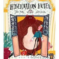 【中商原版】冬眠酒店 英文原版 Hibernation Hotel 亲子共读 趣味故事绘本