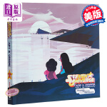 宇宙小子设定集 英文原版 Steven Universe: Art & Origins Chris McDonnell
