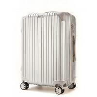铝框箱旅行箱包皮箱行李箱拉杆箱万向轮男女款密码箱20寸24硬箱