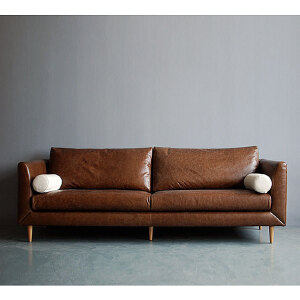 N空间 超感北欧沙发设计师款W1835 组合沙发转角沙发牛皮沙发羽绒沙发乳胶沙发