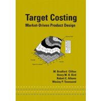 【预订】Target Costing: Market-Driven Product Costing