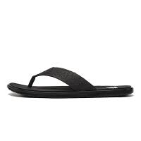 Adidas阿迪达斯 男鞋 2018新款沙滩凉拖鞋软底防滑浴室休闲人字拖 BB0503