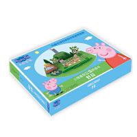 小猪佩奇立体拼插书:野餐