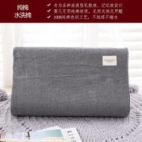全棉乳胶枕套纯棉枕套高低记忆枕硅胶枕头套40x60儿童枕50x30