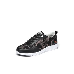 红蜻蜓男鞋2017冬季新款正品时尚潮流运动户外休闲鞋系带男士鞋子