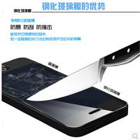 苹果6s/6splus钢化膜iPhone5/5S玻璃膜苹果6钢化膜6Plus玻璃膜手机防爆贴膜
