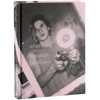【中商原版】正版现货 贝克汉姆大儿子 What I See Brooklyn 我所看见的 布鲁克林贝克汉姆摄影集 英文
