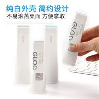 日本KOKUYO国誉GLOO胶棒便携高粘度固体直角胶儿童手工可爱胶粘用品
