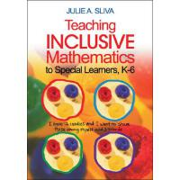 【预订】Teaching Inclusive Mathematics to Special Learners, K-6