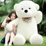 毛绒玩具熊公仔2米布娃娃大熊生日礼物女孩送女友可爱睡觉抱玩偶