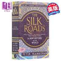 预售【中商原版】丝绸之路:世界新史 英文原版 The Silk Roads: A New History of the World  Peter Frankopan