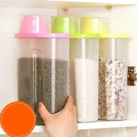 实用厨房收纳创意家居用品用具生活小百货家庭大用小东西家居日用家装软饰创意家居 1.9L小号 绿色