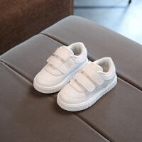 儿童棉鞋4男童潮休闲板鞋5秋款韩版6二棉7运动鞋1-2-3-岁女童鞋 31 内长约18.5cm