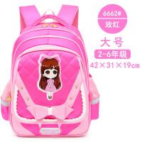 ?幼儿园小学生韩版新款可爱儿童书包小孩男女童双肩包宝宝背包女生小书包双肩包卡通书包 1-3年级男童?