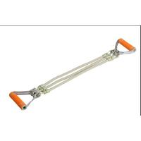 IBEAR伊贝尔 乳胶三管扩胸器 拉力器 臂力器 拉力绳 Y-014