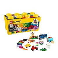 LEGO�犯叻e木 �典��意Classic系列 10696 中��e木盒 玩具�Y物