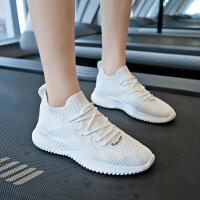 犸凯奴百搭透气舒适耐磨袜子鞋女运动鞋运动鞋女