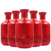 黔藏老酒 53度酱香型白酒 茅台镇粮食酿造(天和缘)系列 整箱装