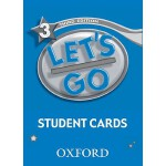 【预订】Let's Go 3 Student Cards
