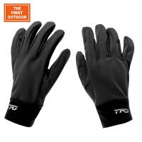 美国第一户外多功能防风保暖耐磨手套跑步运动骑行全指冬季手套