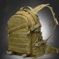 户外战术背包男双肩作训包特种兵军背囊军迷装备登山旅行包