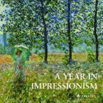 【预订】A Year in Impressionism
