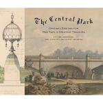 英文原版 The Central Park Original Designs for New 艺术设计书籍