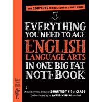 英语语言艺术笔记 英文原版 English Language Arts 完全中学生学习手册