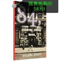 【现货】 英文原版 84,Charing Cross Road查令十字街/十字路84号不二情书原著