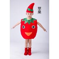 春节水果蔬菜演出服环保时装衣服辣椒子走秀动物服装