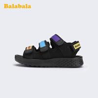 巴拉巴拉童鞋儿童凉鞋男童沙滩鞋男童凉鞋亲子鞋2020新款夏季时尚