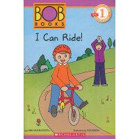 Schol Rdr Lvl 1: Bob Books: I Can Ride! 鲍勃书分级阅读第一级:我会骑车啦!IS