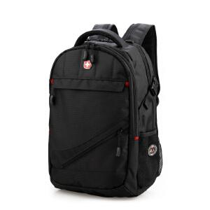 瑞士军刀【可礼品卡支付】15寸电脑包运动包背包男女旅行包学生书包韩版双肩包 SA006