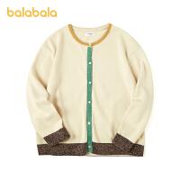 【�_�W季 折后�B券�A估�r:51.3】巴拉巴拉女童���_衫�和�毛衣款中大童��s�r尚�棉女