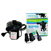 文博黑色电泵真空压缩袋电动抽气泵
