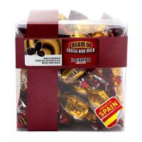 【 西班牙进口糖果】可飒咖啡味奶糖(大立方体)325g/盒