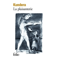 【中商原版】玩笑 法文原版 La Plaisanterie (Collection Folio) (French Edition) Milan Kundera