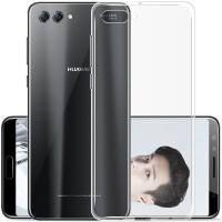 华为nova2S手机壳 白色透明软套 nova 2 S 保护套 全包保护壳 华为nova2 S保护壳