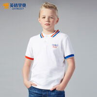 英格里奥夏装新款纯棉短袖T恤休闲打底衫POLO衫LLB9426