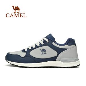 camel骆驼户外男款越野鞋 防滑透气运动鞋