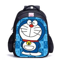 男孩书包卡通书包韩版哆啦A梦机器猫小学生男童书包双肩包
