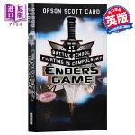 【中商原版】Ender's Game安德的游戏英文原版小说英文版 外国正版电影原著小说
