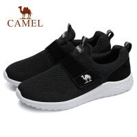 camel骆驼男鞋 秋冬新品时尚运动慢跑鞋健身休闲轻盈缓震鞋子