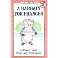 【中商原版】[英文原版]A Bargain for Frances(I Can Read Level